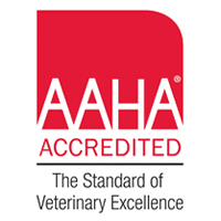 Creature Comforts Animal Clinic is AAHA Accredited